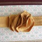 Cotton Petal Headband - Cho..
