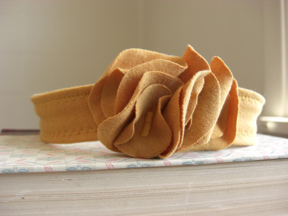 Cotton Petal Headband - Choose Your Color