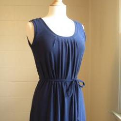 Womens Long Maxi Tank Dress
